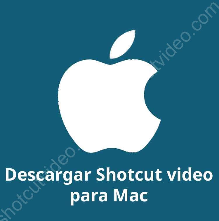 Descargar shotcut para Mac