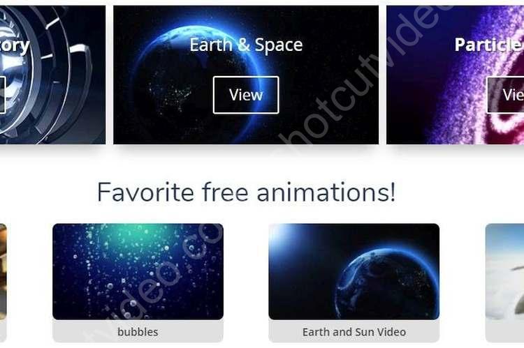 Recursos de vídeo gratuitos