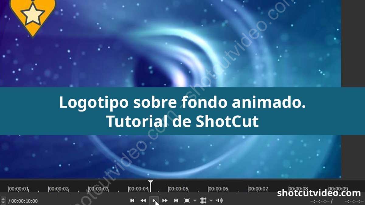 Cómo poner un logo sobre un clip de vídeo. Minitutorial